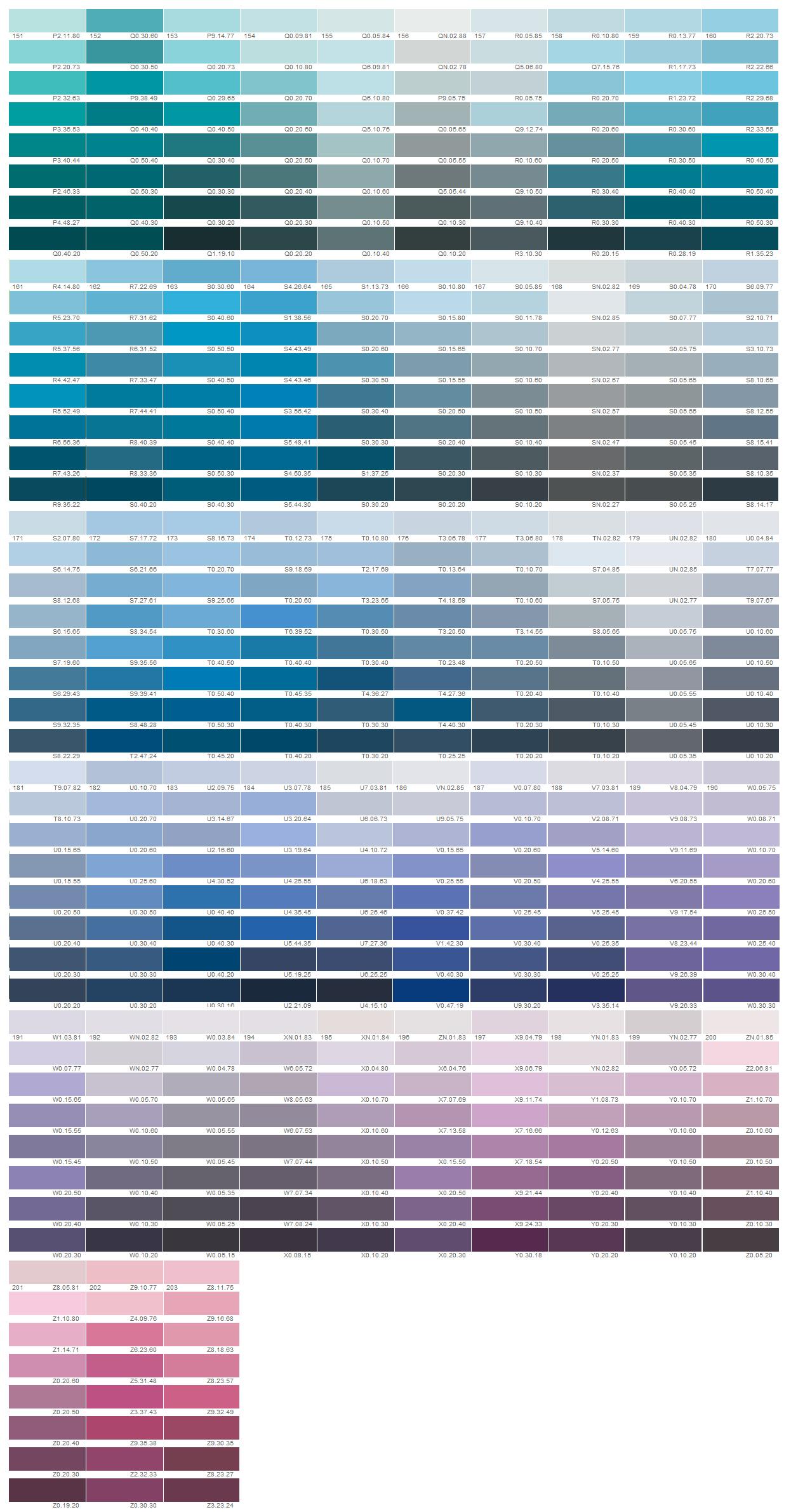 Top Deck Paint Colors